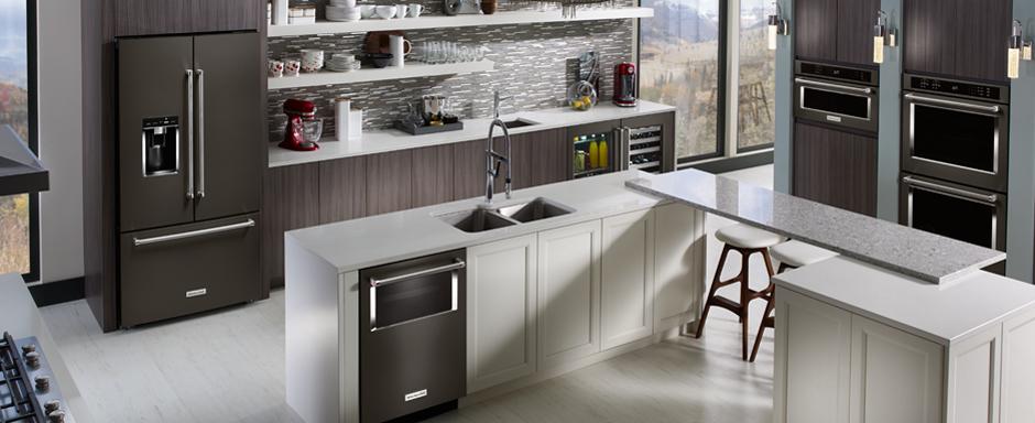 Strobel's Take on Matte Black Appliances